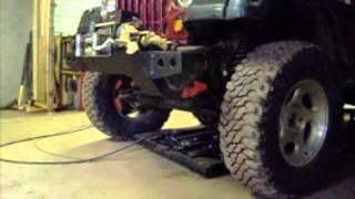 getlinkyoutube.com-2 wire led lights on a jeep tj