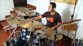 getlinkyoutube.com-Bon Jovi - Livin' on a Prayer (Drum Cover)