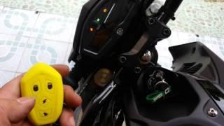 getlinkyoutube.com-สัญญาณกันขโมยM-SLAZ : AutoRoute  ปลั้กตรงรุ่น ไม่ตัดสายไฟรถ ล็อคโดยตัดระบบสตาร์ท โจรเอาไปไม่ได้