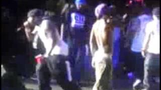 Lil Wayne raméne Young Jeezy sur scène