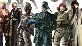 getlinkyoutube.com-Top 10 Metal Gear Solid Characters