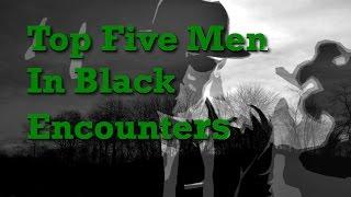 getlinkyoutube.com-Top Five Men In Black Encounters