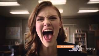 I want you to scream. (Lydia's complete screams)