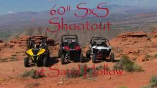 "getlinkyoutube.com-60"" SxS Comparison- Wildcat Sport, RZR S, Maverick XC"