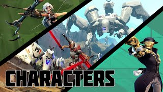getlinkyoutube.com-Battleborn Characters - Rath, Thorn & Marquis