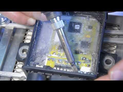 Ремонт блока управления свечами накала Mercedes-Benz GL320 X164 A6291530679