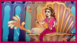 Thakurmar Jhuli | Jalporer Deshe | Thakumar Jhuli Cartoon | Bengali Stories For Children