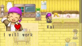 getlinkyoutube.com-Harvest Moon More Friends of Mineral Town Baby's Birth