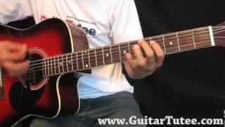 Goo Goo Dolls - Iris, by www.GuitarTutee.com