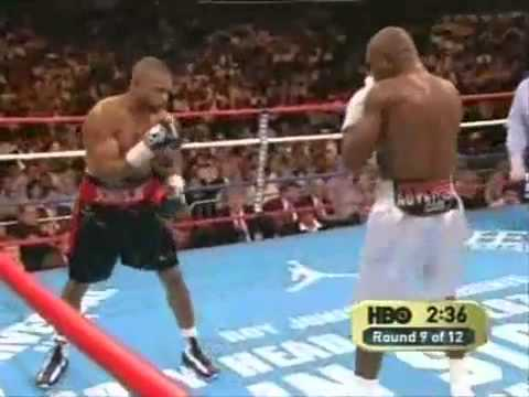 Glen Johnson vs Roy Jones Jr - 3/3