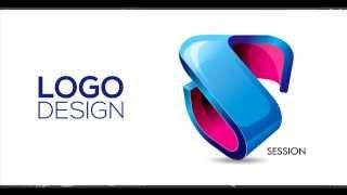 getlinkyoutube.com-Session Logo Design - Adobe Illustrator cc