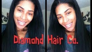 getlinkyoutube.com-How i Install my Vshape wig!!