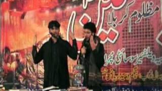Syed Saqlain Abbas & Syed Shujat Ali & Syed Wajahat Ali Abbas