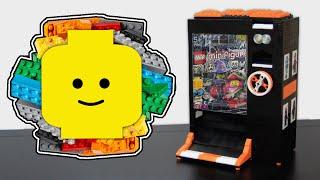 getlinkyoutube.com-Lego Minifigures Vending Machine