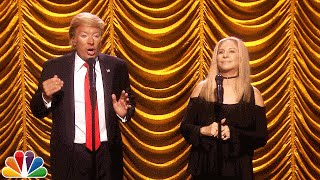 flushyoutube.com-Barbra Streisand Duets with Donald Trump