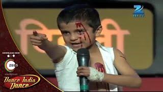Sachin-Performs-on-Kurbaan-Hua-DID-Lil-Masters-Season-3 width=