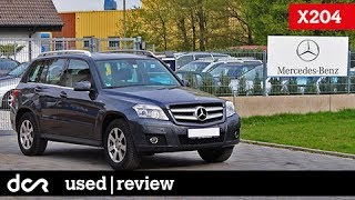 Buying a used Mercedes GLK - 2008-2015, Buying advice with Common Issues