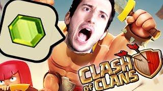 getlinkyoutube.com-CLASH OF CLANS: INIZIO GEMMANDO TUTTO!!