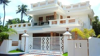 getlinkyoutube.com-10 cents plot and 2,300 sq ft luxury house, in VIP locality, for sale in Angamaly near Airport