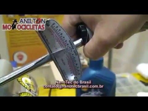 Тест керамики на заклинивание двигателя в Бразилии