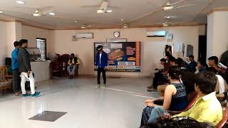 Raat Bhar    M.J-Mix    Dance    By S.K Michael