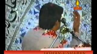 getlinkyoutube.com-Mera Hussain Bagh-e-Nabuwat ka phool hai live by Hassan Sadiq P.1
