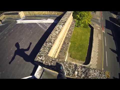 Cambridge Parkour POV   James Kingston