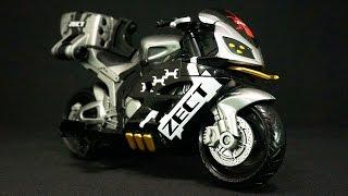 getlinkyoutube.com-仮面ライダーカブト CORM DXマシンゼクトロン Kamen Rider Kabuto CORM DX machine Zectoron