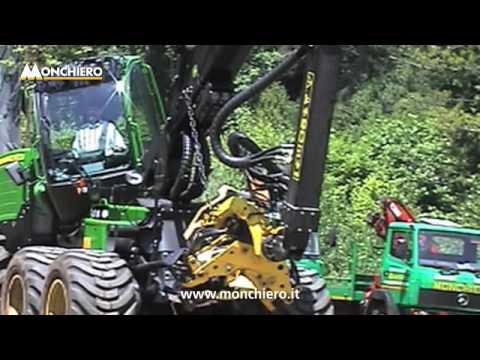 Monchiero & C. Snc BRA (CN) Italia - Evento Toscana Macchine Forestali