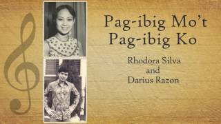 Rhodora Silva and Darius Razon Pag-Ibig Mo't Pag-Ibig Ko Lyric Video