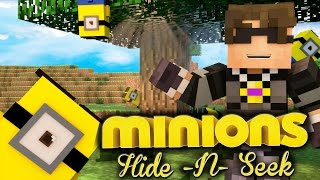 getlinkyoutube.com-Minecraft MINIONS HIDE N SEEK 3!