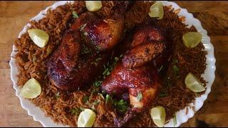getlinkyoutube.com-كبسة الصيادية بالدجاج لاتفوتكم جدا لذيذه من قناة المورزليرا (: