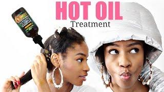 getlinkyoutube.com-Best DIY Hot Oil Treatment for Natural Hair