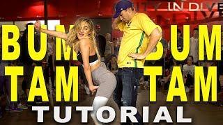 BUM BUM TAM TAM - J Balvin & Future Dance TUTORIAL | Matt Steffanina & Chachi