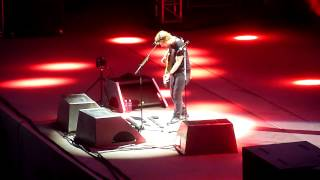 "getlinkyoutube.com-Ed Sheeran performing ""You Need Me, I Don't Need You"" Live @ the Greek Theatre in Berkeley CA"