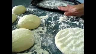 getlinkyoutube.com-Perfect homemade PIZZA DOUGH - Learn how to make PIZZA DOUGH recipe
