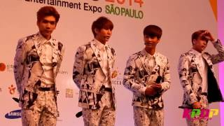 getlinkyoutube.com-[140813] VIXX at KBEE in Brazil