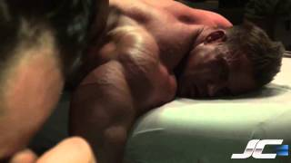 Jay Cutler 2011 Olympia Prep - Therapy with Derik Farnsworth