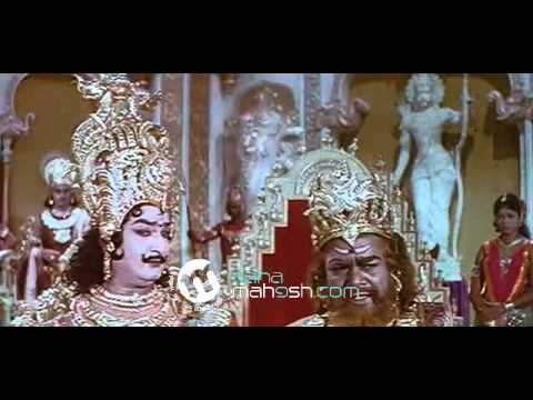 Kurukshetram (1977) -- Telugu Full Movie Part-1 MANAMAHESH.COM