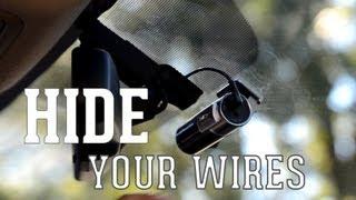 getlinkyoutube.com-The Easy Guide to Hide Your Dash Camera's Wires (Car Cameras)