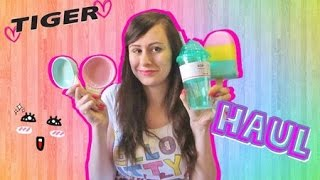 getlinkyoutube.com-Gelati ovunque! Haul Tiger Parte 1 :3