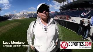 Women Premier Soccer Academy tuvo sus finales en el Toyota Park