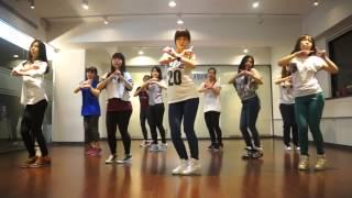 getlinkyoutube.com-EXID - Up & Down dance cover 2_jimmy dance shilo老師