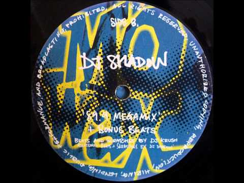 DJ Shadow - 89.9 Megamix Ft. DJ Krush