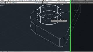 getlinkyoutube.com-Autocad ile üç boyutlu çizime Giriş.mp4