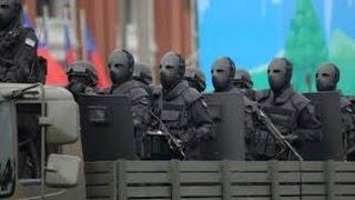 getlinkyoutube.com-挑戰新聞軍事精華版--黑面罩似複製人? 涼山特勤隊嚇到外國網友