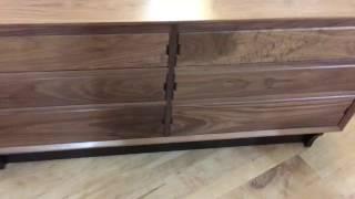 getlinkyoutube.com-QLine Cube Dresser with hidden compartments