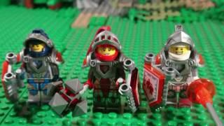 getlinkyoutube.com-LEGO NEXO KNIGHTS - MEGA COMPILATION