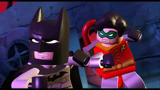 getlinkyoutube.com-LEGO Batman: The Video Game Walkthrough - Episode 1-2 The Riddler's Revenge - An Icy Reception