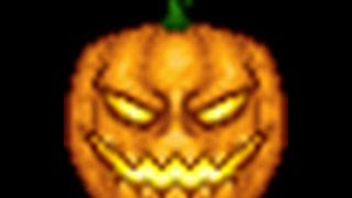 getlinkyoutube.com-Terraria - Pumpkin Moon farming